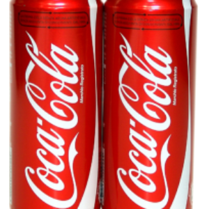 COCA COLA 24 LATTINE 33 CL