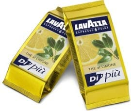 50 capsule THE al limone LAVAZZA